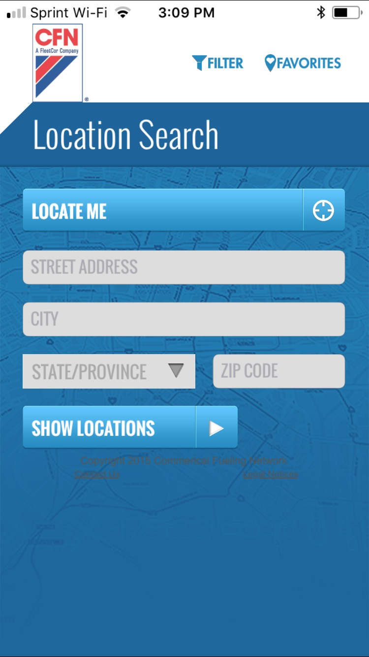 Nearest Gas Stations >> Find CFN Stations With The FleetWide Site Locator