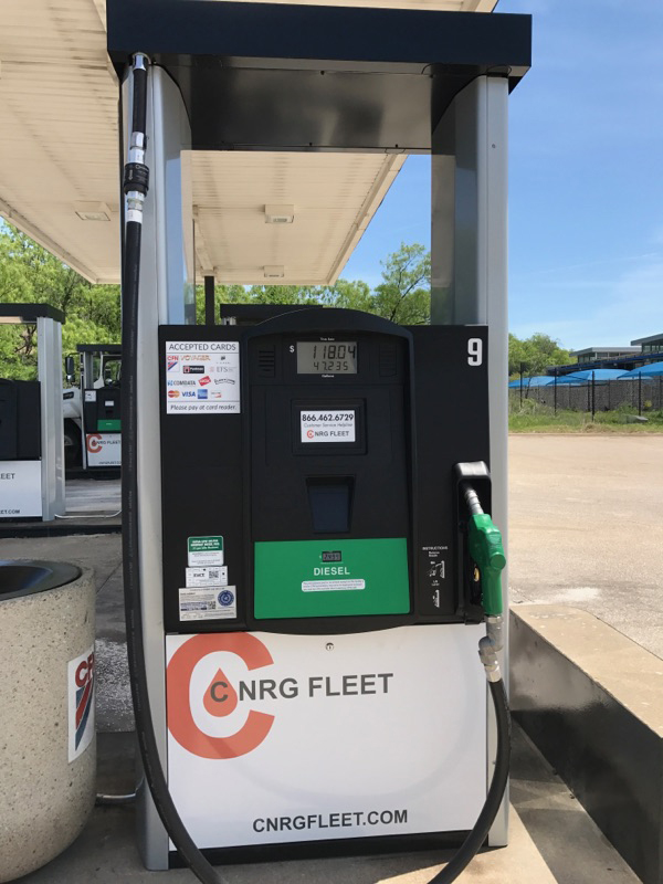 What Is A CFN Cardlock Fuel Station?