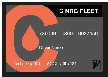 3d cfn  fleet card