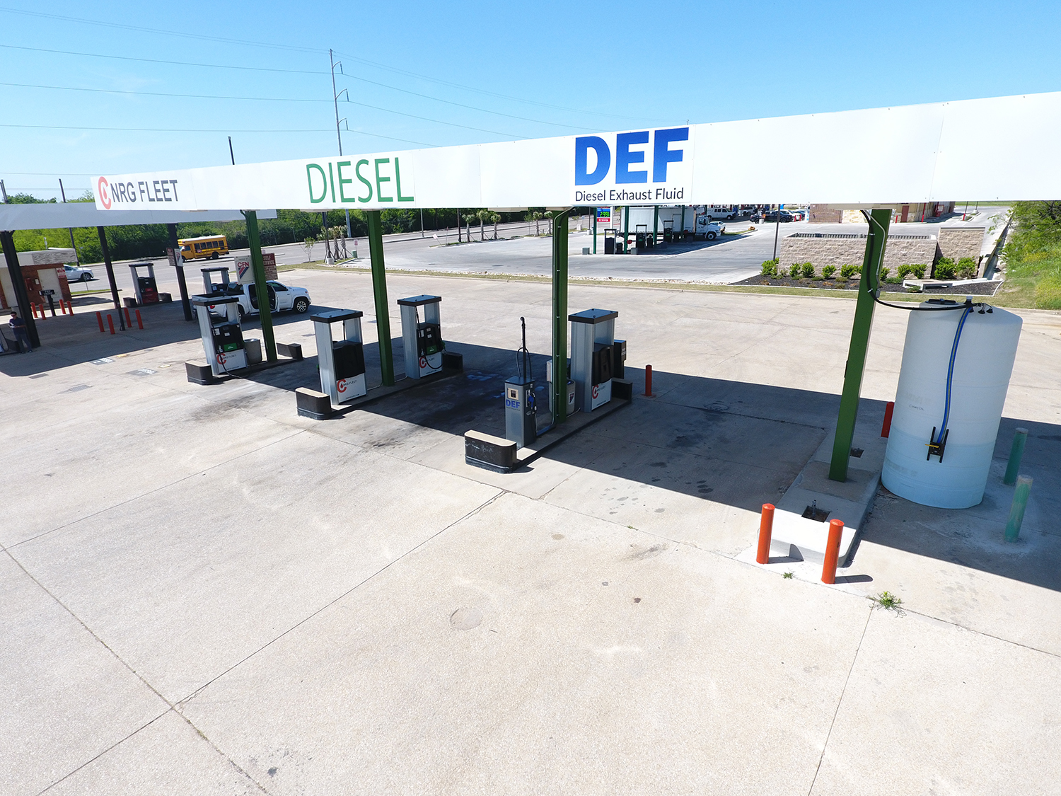 Gas Station With Def Pump Near Me News Current Station